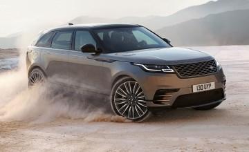 Range Rover Velar world premiere