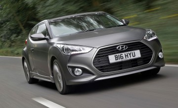 Turbo tops out Veloster line-up