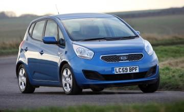 Kia Venga - Used Car Review