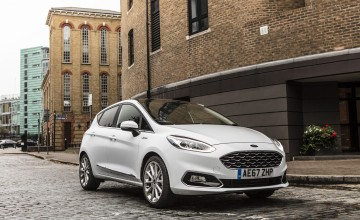 Ford Fiesta 1.0T EcoBoost Vignale Edition