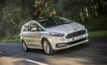 Ford S-MAX Vignale - First Drive