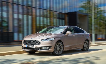 Ford slashes Mondeo prices