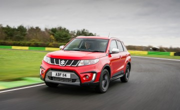 More new technology for Suzuki Vitara