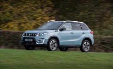 New Suzuki Vitara a techno treat