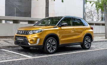 Updates for Suzuki Vitara