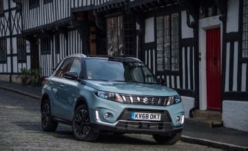 Upgrades for Suzuki Vitara