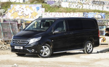 Mercedes-Benz Vito Sport 116 BlueTEC Crew Van Long
