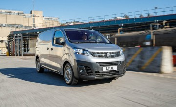 Vauxhall reveals new Brit-built Vivaro