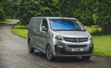 New Vivaro is best of British