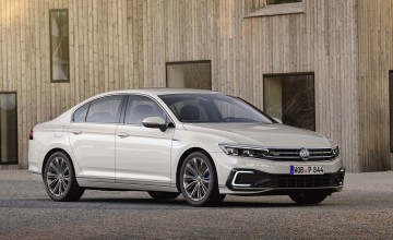 Passat gets techno-upgrade