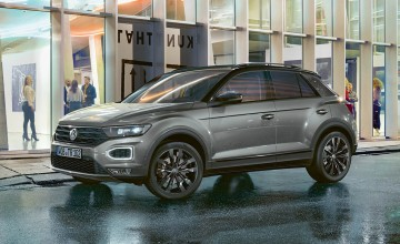 Black is back for VW T-Roc