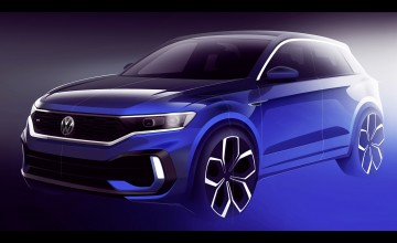 High performance T-Roc on the way