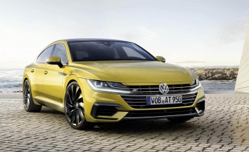 Arteon is Volkswagen's big hope