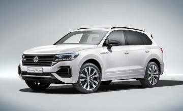 Touareg has China in its hand