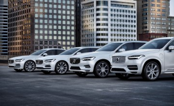 Volvo goes all electric