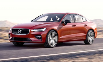 New Volvo S60 arrives in May