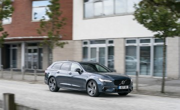Latest Volvo is plenty fast enough