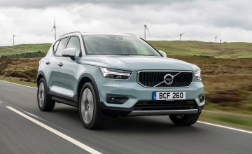 Spec upgrades for Volvo XC40