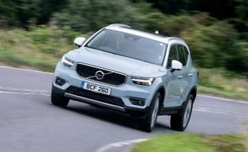 Volvo's cracking smaller SUV