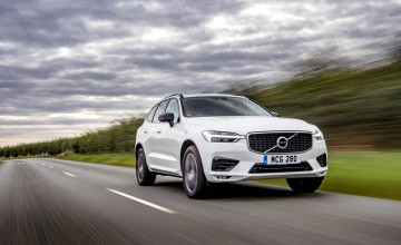 Volvo XC60 T6 Plug-In Hybrid AWD Inscription