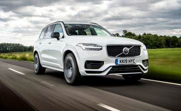Upgraded Volvo XC90 hits showrooms