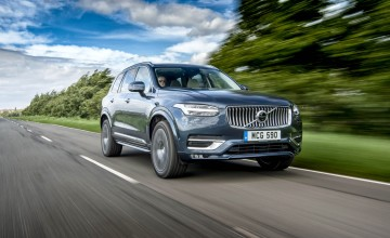 Latest Volvo XC90 - every little helps