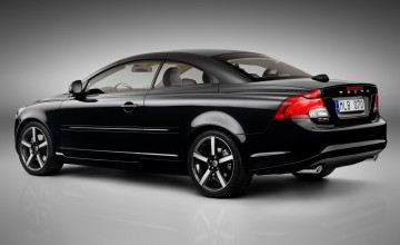 Volvo sign off exclusive C70