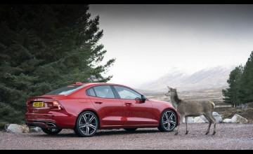 Latest Volvo clocks up the firsts