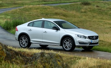 Volvo S60 Cross Country 2015 - First Drive