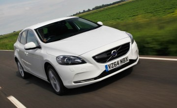 Volvo V40 quick and economical
