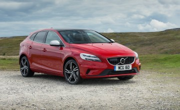 Volvo V40 D2 R-Design Nav Plus
