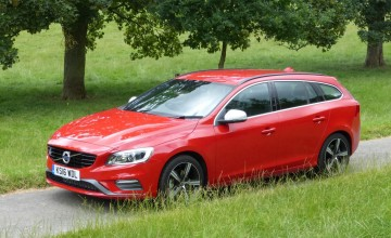 Volvo's super green estate