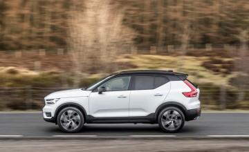 Stars align for Volvo's smallest SUV