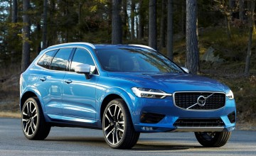 New XC60 'one of safest cars ever'