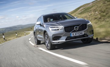 Volvo XC60 named UK Car of the Year