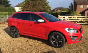 Volvo XC60 T5 Automatic R-Design Lux Nav