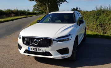 Volvo XC60 B5 Diesel Hybrid AWD Inscription