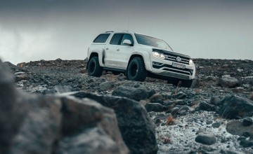 Special Amarok takes on Arctic