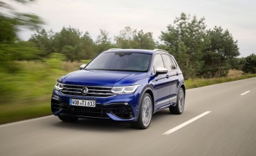 VW unleashes fastest Tiguan