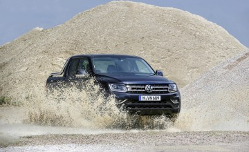 Volkswagen Amarok - bigger is better