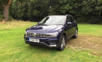 Volkswagen Tiguan SEL Off-Road 2.0TDI 4MOTION