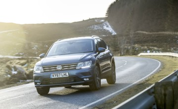 VW stretches Tiguan credentials