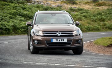 Volkswagen Tiguan - Used Car Review