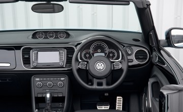 Volkswagen Beetle Cabriolet Design 1.2 TSI DSG