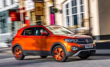 Volkswagen T-Cross SE 1.0 TSI