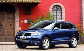 Volkswagen sets Touareg prices
