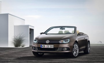 New VW convertible a beauty