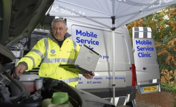 VW drives to reduce downtime