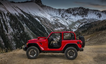 Prices announced for new Jeep Wrangler