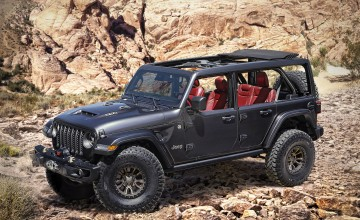 V8 return may be Jeep reality